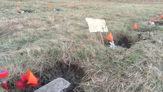 hidden graves in michigan