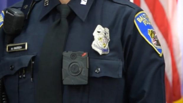 Baltimore Police Department body cameras