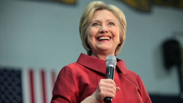 Top Business Leaders Announce Support For Clinton Promo Image