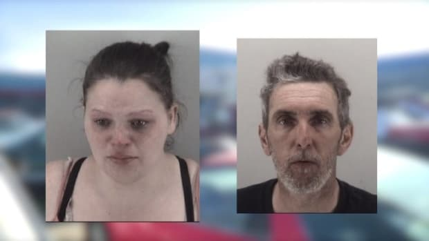 Virginia Couple Arrested Over Death Of Baby In RV Promo Image
