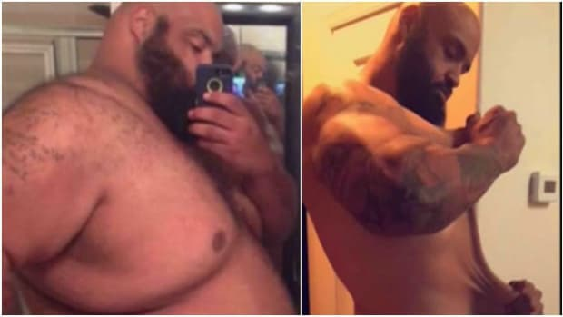 Man Loses 330 Pounds After Grim Warning From His Doctor Promo Image