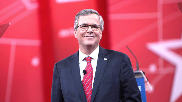Jeb Bush Washington Redskins Name