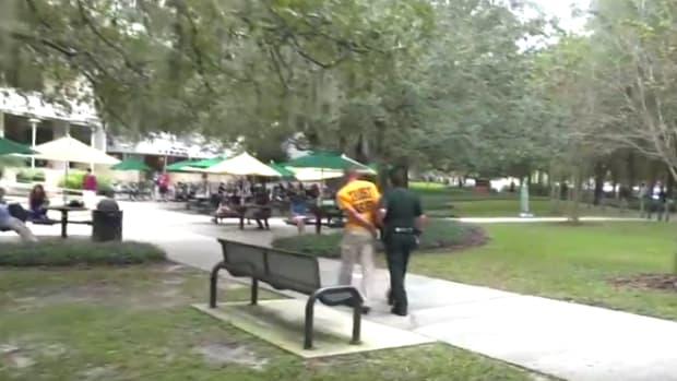 Evangelist USF Cop