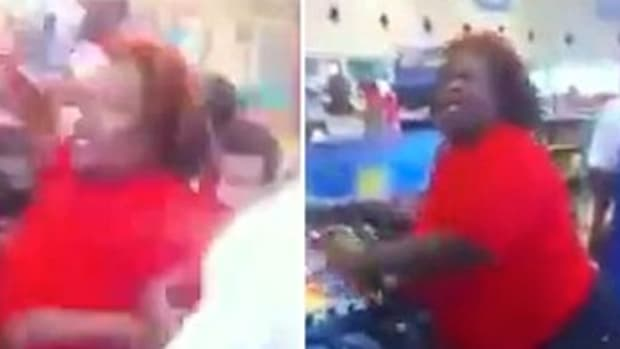Woman Destroys Store After EBT Card Is Rejected (Video) Promo Image