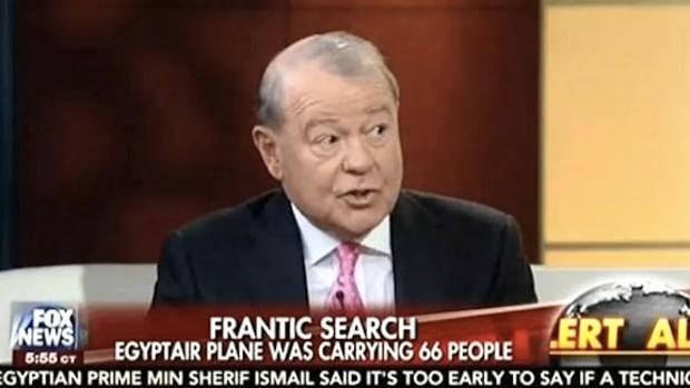 Fox News Host: EgyptAir Tragedy A Plus For Trump (Video) Promo Image
