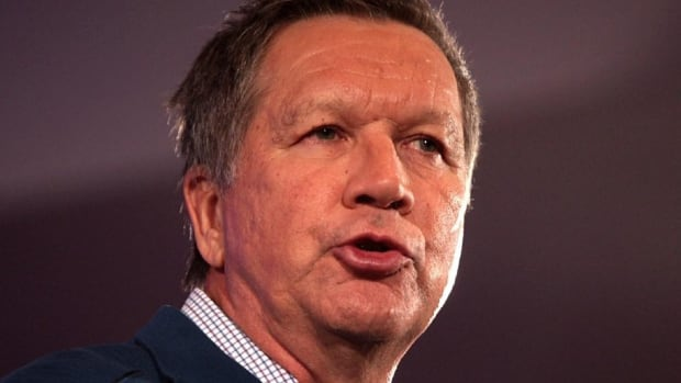 John Kasich Shouldn't Drop Out Of The Race Promo Image
