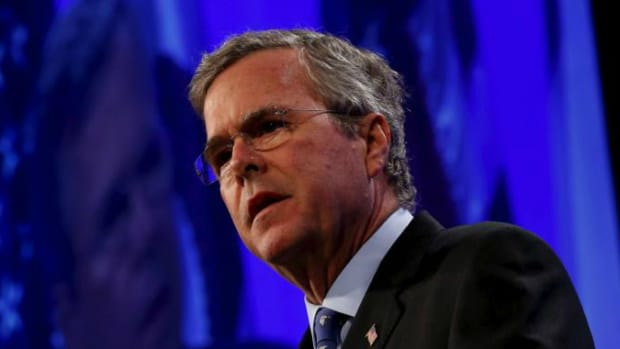 Jeb Bush Slams Trump's Cinco De Mayo Taco Tweet Promo Image