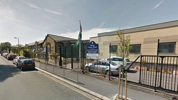 Barclay Primary School.