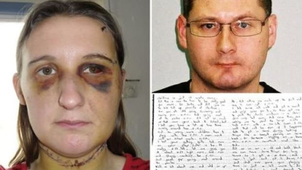Mom Who Had Her Throat Cut By Ex-Fiance Ordered To Write Him Letters Or Face Jail Time Promo Image
