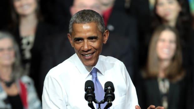 Survey Finds Democrats Would Favor A Third Obama Term Promo Image