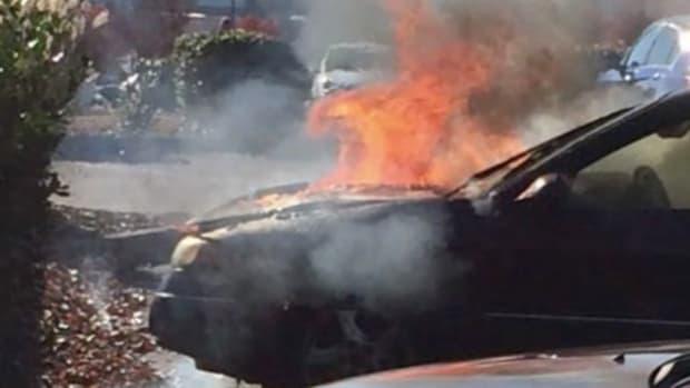 Struggling Mother Receives Surprise After Car Burns Promo Image
