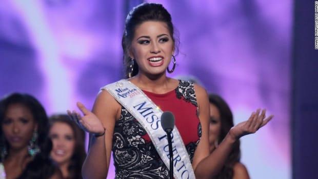 Destiny Velez, Miss Puerto Rico.