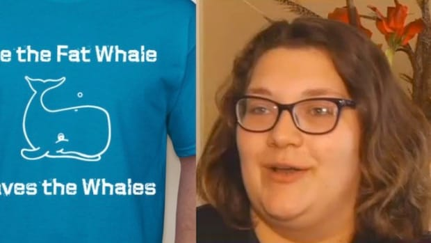 "Girl Called ""Fat Whale"" Raises Funds To Save The Whales Promo Image"