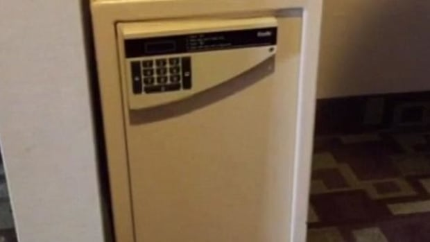 Police Called In After Upsetting Discovery Is Made In Hotel Safe Promo Image