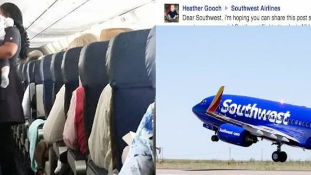 Mom's Facebook Message To Southwest Goes Viral (Photo) Promo Image