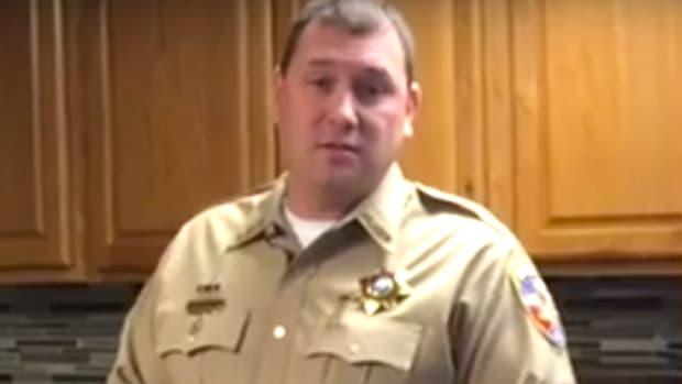 Sheriff Robert Arnold