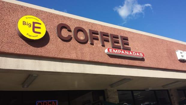 Big E Cafe, San Jose, California.
