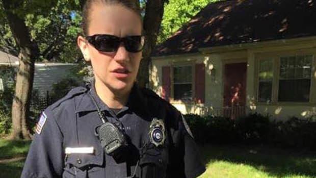Officer Kristen Miller.