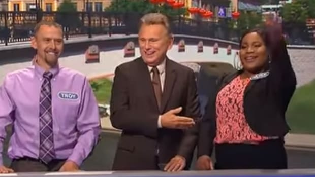 "Nura Fountano On ""Wheel Of Fortune."""