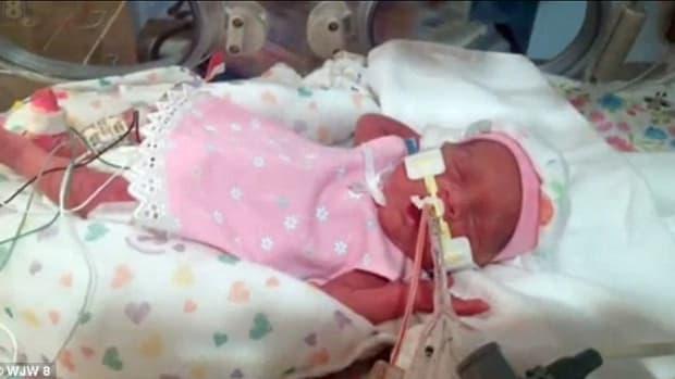 Baby Sophia.