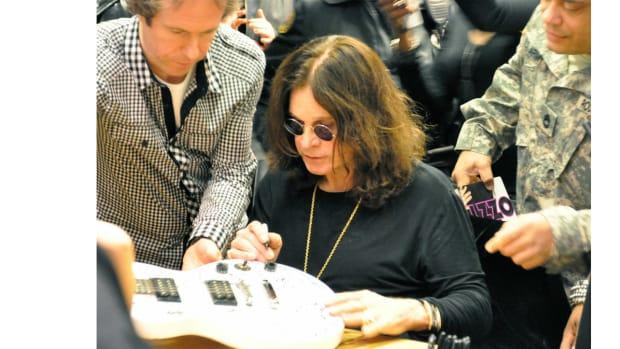 Ozzy Osbourne Denies Rumors Of Falling Off Sober Wagon Promo Image
