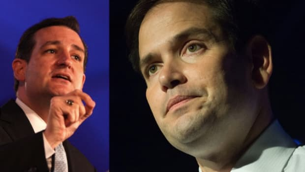 Sens. Ted Cruz And Marco Rubio.