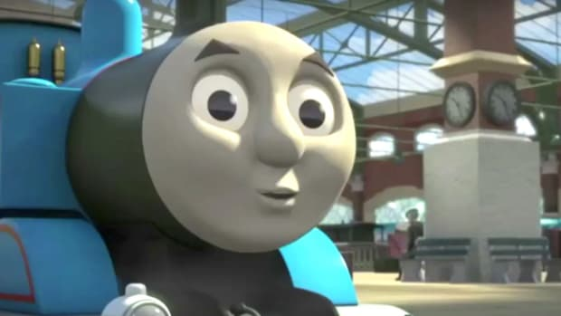 'Thomas The Tank Engine' Accused Of Racism (Video) Promo Image