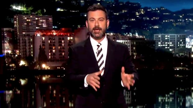 Jimmy Kimmel Reads Negative Comments About Show (Video) Promo Image