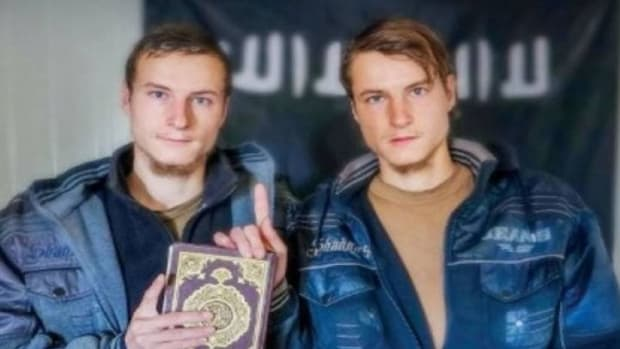 Twin Brothers Leave Country, Travel Overseas To Join ISIS, Pay Brutal Price For That Decision  Promo Image