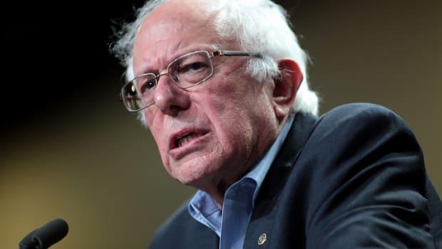 Sen. Bernie Sanders of Vermont