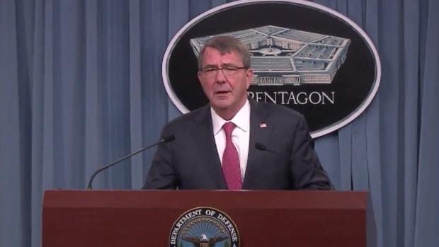 Defense Secretary Ashton Carter
