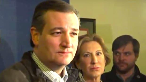 Cruz Calls Trump A 'Pathological Liar' (Video) Promo Image