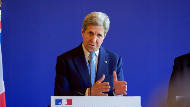 John Kerry: Anti-Muslim Rhetoric Is 'An Embarrassment' Promo Image