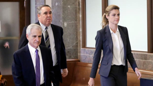Jury Awards Erin Andrews $55 Million In Lawsuit Promo Image