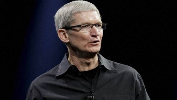 Apple CEO Tim Cook: US Government Doesn't Work Anymore Promo Image