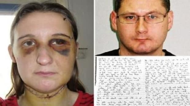 Judge Gives Woman Whose Throat Was Cut By Ex-Husband Unbelievable Ultimatum Promo Image