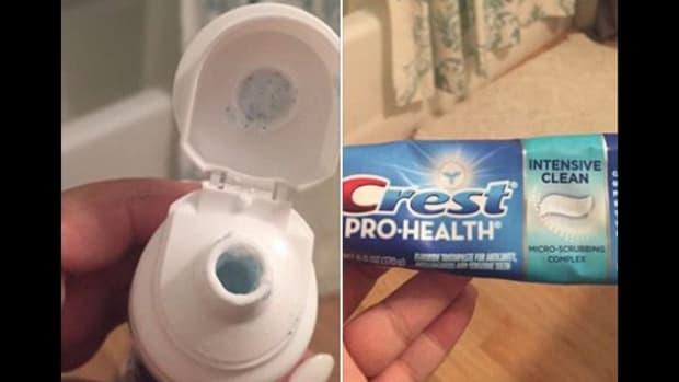 Crest Pro-Health microbeads