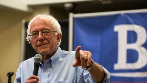 Sanders Says Democratic Party Has Been Unfair To Him Promo Image