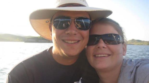 Tony and Jill Schmucker