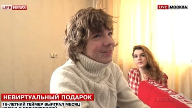 Russian Teen Wins Contest To Live With Porn Star For A Month Promo Image