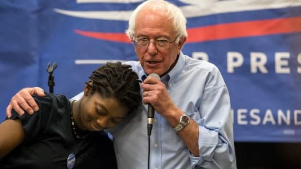 Report: Top Democrats Hatching Plan To Force Sanders Out Promo Image