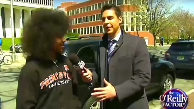 Fox News Asks Black People: Say 'Ghetto' 'Slum' (Video) Promo Image
