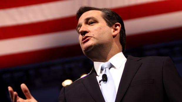 Republican Sen. Ted Cruz of Texas.