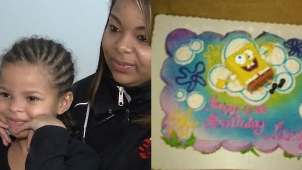 Mom Outraged After Finding Daughter's 'Racist' Birthday Cake (Photos)  Promo Image