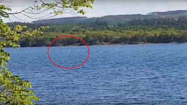 Did A Man Just Spot The Loch Ness Monster? (Video) Promo Image