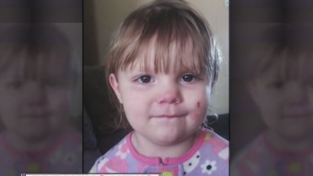 missing toddler, Lana Lowther