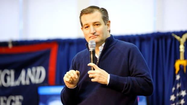 Sen. Ted Cruz: Patrol Muslim Neighborhoods (Video) Promo Image
