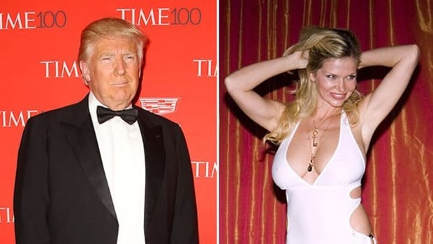 Trump Calls Model 'Third Rate Hooker' Promo Image
