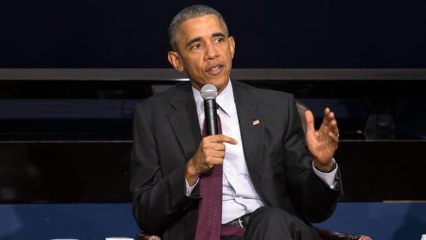 Obama Embraces Muslim-American Community Promo Image