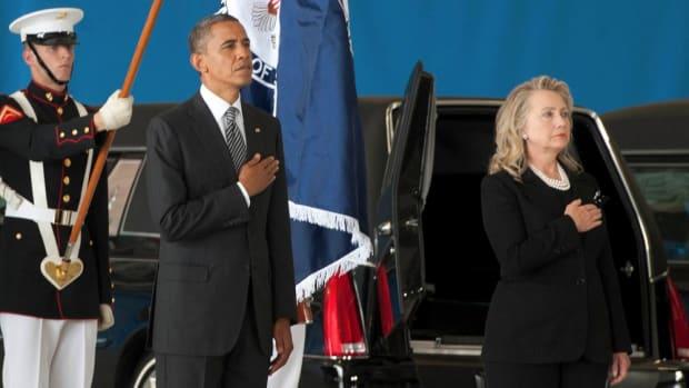 Slain Ambassador's Sister: Blame Congress, Not Hillary Promo Image